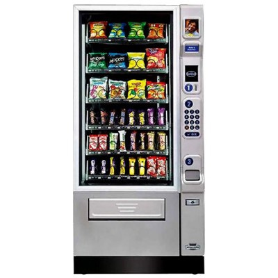 Merchant Snack Machine